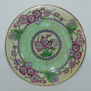 Maling plate May Bloom Green Lustre 6481