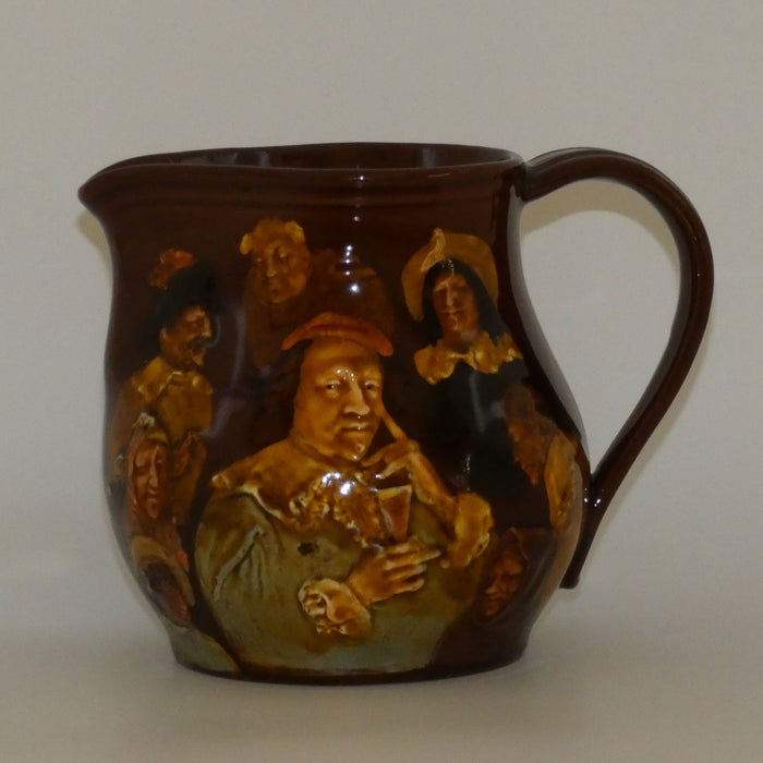 Royal Doulton Kingsware Memories jug