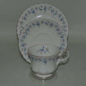 Royal Albert Bone China England Memory Lane trio