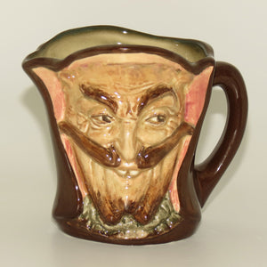 D5758 Royal Doulton small character jug Mephistopheles (Without Verse)
