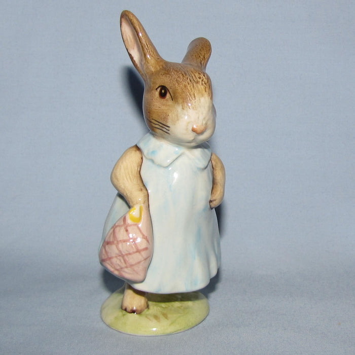 Royal Albert Beatrix Potter Mrs Flopsy Bunny BP6a