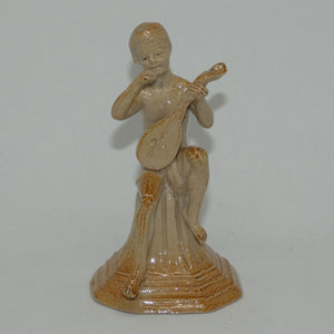 Doulton Lambeth figure by George Tinworth Merry Musician #2