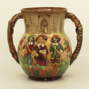 Royal Doulton The Three Musketeers Loving Cup