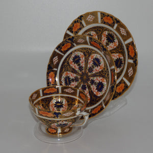 Royal Crown Derby Old Imari trio (c.1923) #2