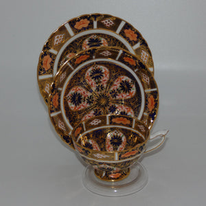 Royal Crown Derby Old Imari trio (c.1923) #3
