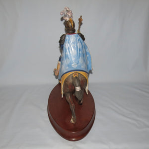 HN2428 Royal Doulton figure The Palio Knight (Ltd Ed)