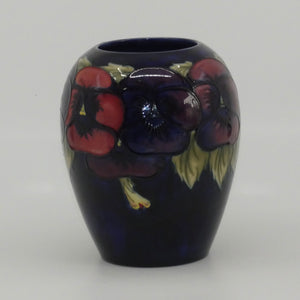 William Moorcroft Pansy 403/5 vase