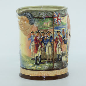 Royal Doulton Captain Phillip Loving Jug