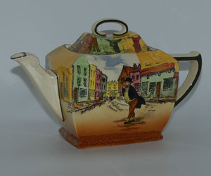 Royal Doulton Dickens Mr Pickwick Friar shape teapot D5175