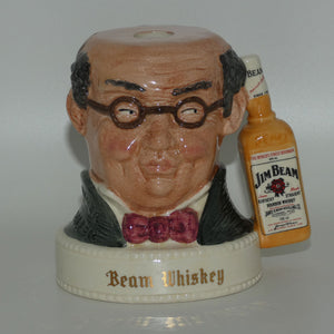 D- Royal Doulton small character jug Mr Pickwick and Sam Weller