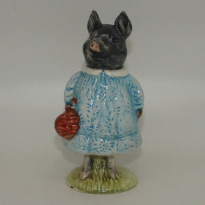 Beswick Beatrix Potter Pig Wig BP3b