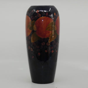 William Moorcroft Pomegranate 101/13 tall vase (Open and Triple Pomegranate)