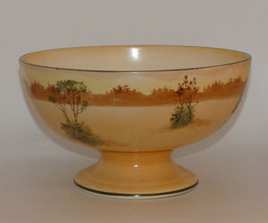 Royal Doulton Coaching Days large punch bowl D2716