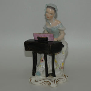 Wedgwood and Co figure #117 Spinet