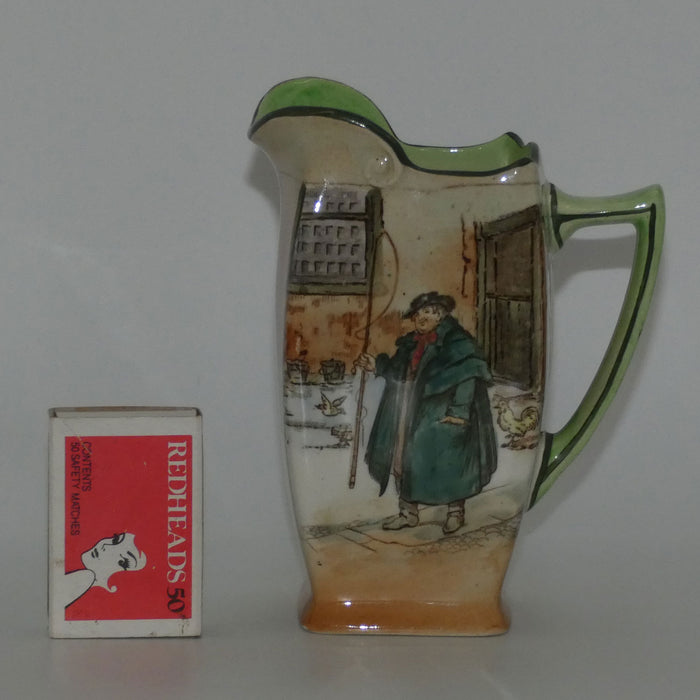 Royal Doulton Dickens Tony Weller Friar shape small jug D2973