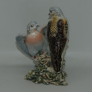 #1022 Beswick Turtle Doves