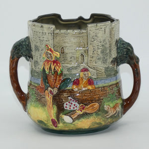 Royal Doulton The Wandering Minstrel Loving Cup