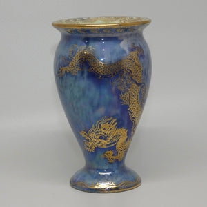 Wedgwood Fairyland Lustre Celestial Dragons mini vase Z4829