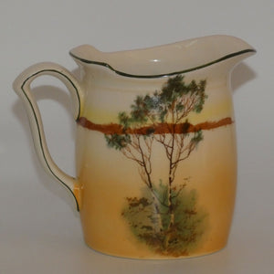 Royal Doulton Coaching Days Westcott shape Medium jug D2716