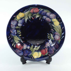 William Moorcroft Wisteria extra large flaired bowl