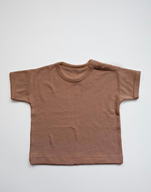 The Simple Folk Terry Boxy Tee
