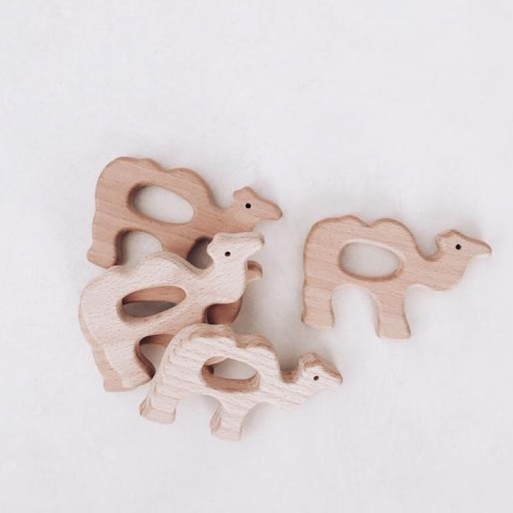 Lion + Lamb Camel Teether