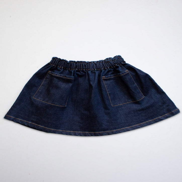 The Simple Folk Denim Skirt