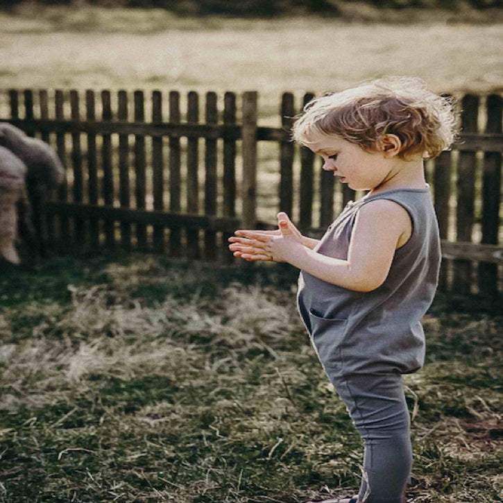 The Simple Folk Free Range Playsuit