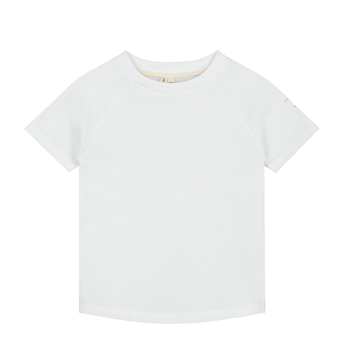 Gray Label Crew Tee - White
