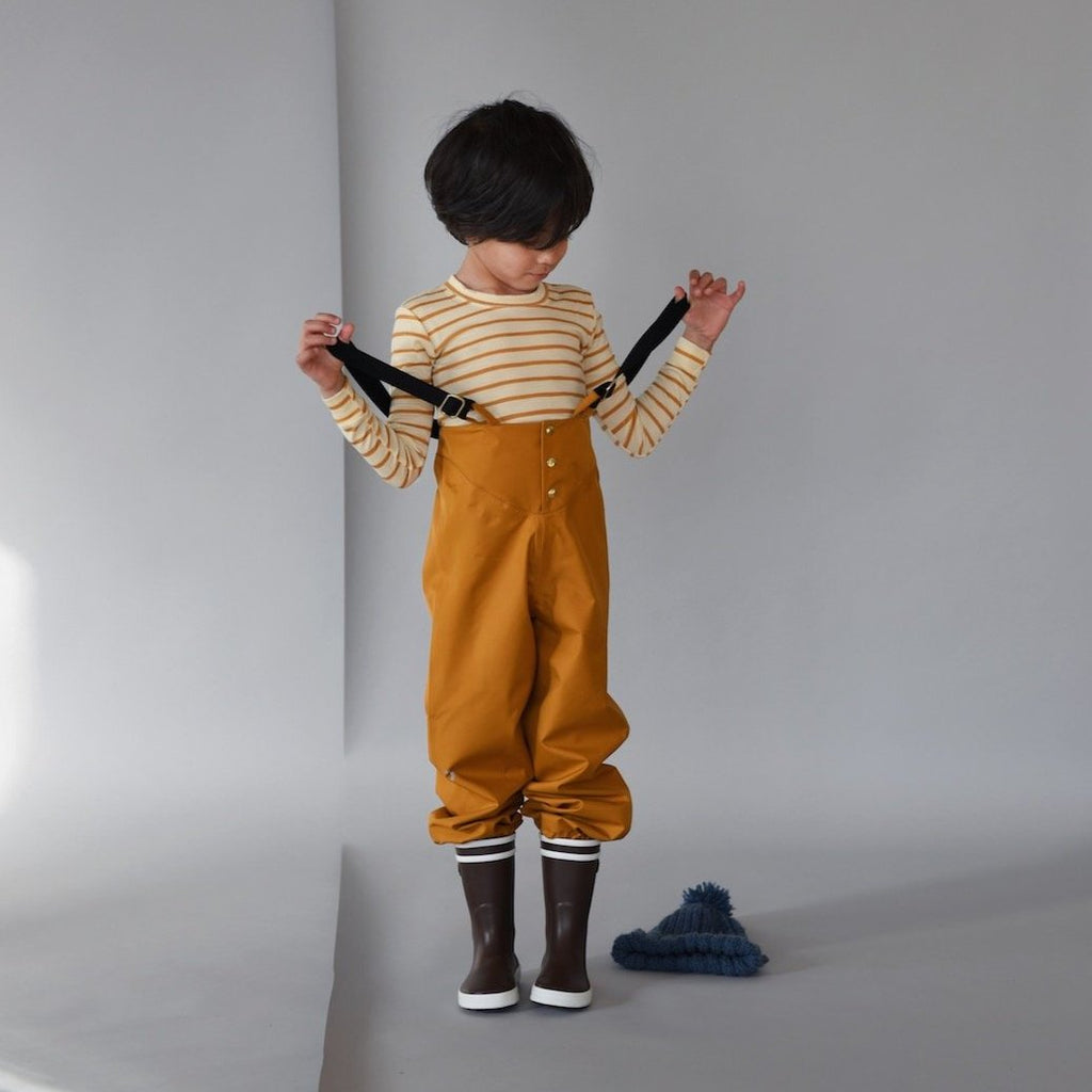 Faire Child Rain Pants Acorn
