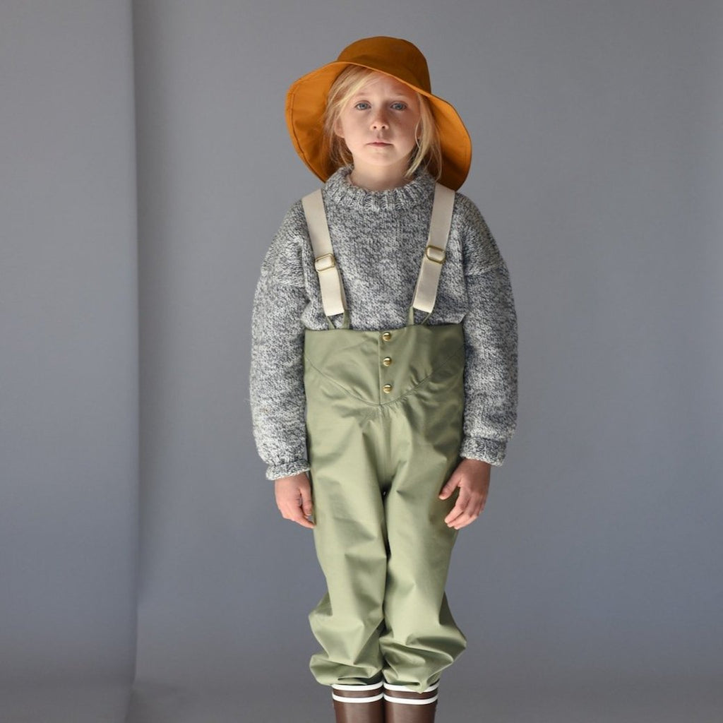 Faire Child Rain Pants Balsam