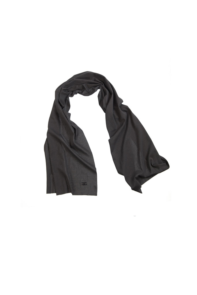 Little Hedonist Bobby Scarf Pirate Black