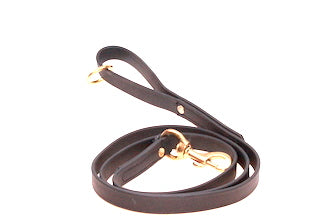 "BIOTHANE  19mm BLACK NEXGEN Waist Lead ""BRASS"""