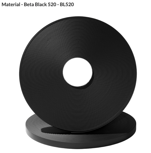 13mm wide Standard Thickness Biothane (Beta 520)