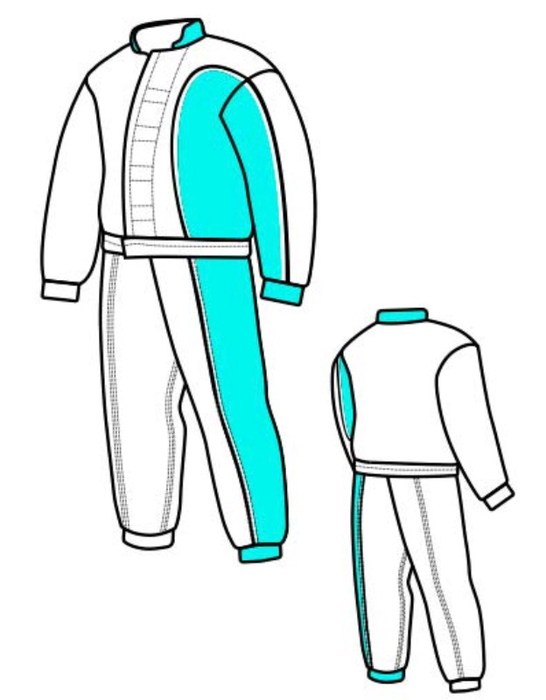 Demanet Semi Training Bite Suits