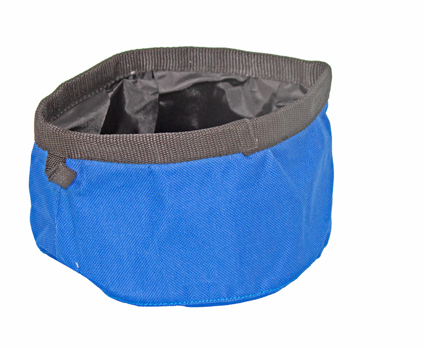 Collapsible Polyester Food Bowl