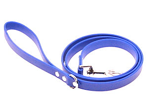 "BIOTHANE 19MM BLUE NEXGEN WAIST LEAD ""NICKLE"""