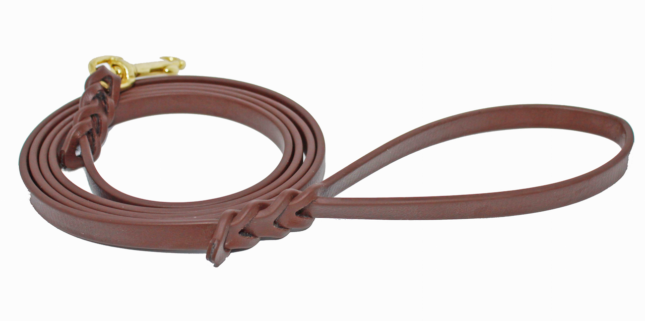 Braided Biothane Dog Leash