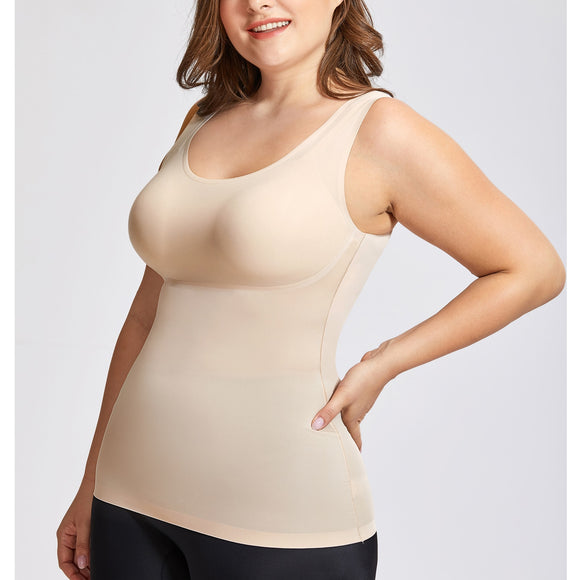 Smooth Body Shaping Camisole - allureshops