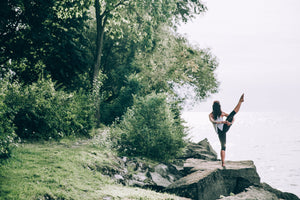 The benefits of yoga during the menstrual cycle