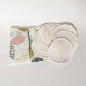 washable cleansing wipes go to zero waste adopt slow cosmetics