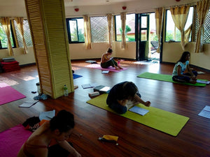 devenir professeur de yoga formation intensive