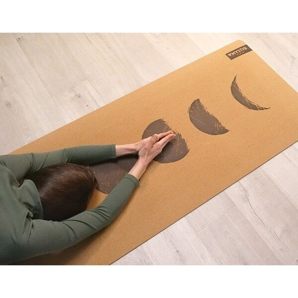 tapis yoga bio naturel