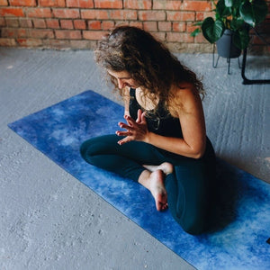 tapis de yoga eco friendly