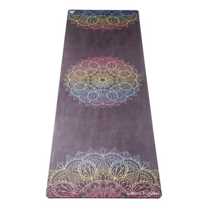 grand tapis de yoga mandala