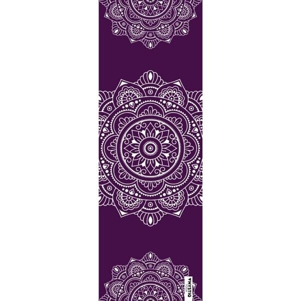 Tapis yoga voyage - Mandala Purple (1,5 mm)