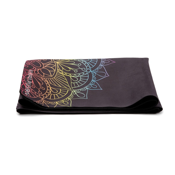 tapis yoga transportable