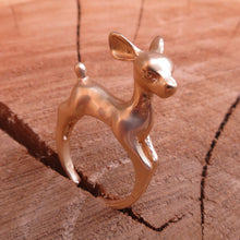 Lade das Bild in den Galerie-Viewer, Bambi-Ring Rosegold