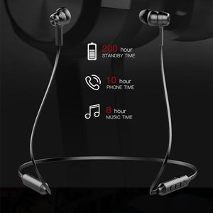 Neckband Bluetooth Earphone Wireless