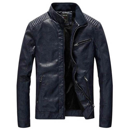 Winter Fashion Leather Jacket